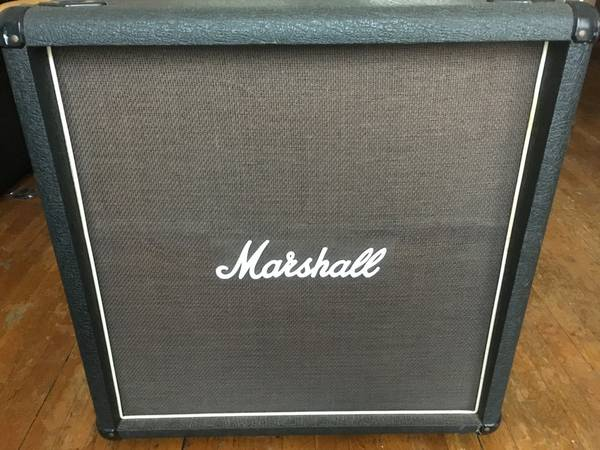 Marshall 2×12 1966B Speaker Cabinet Creamback+Vintage Eminence