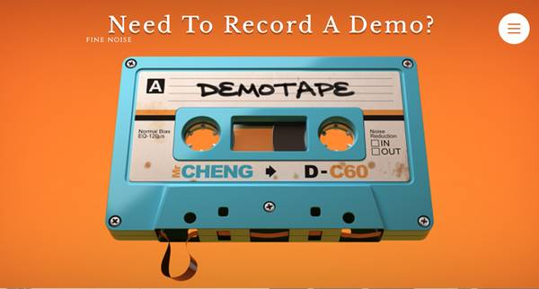 Need To Record A Demo?