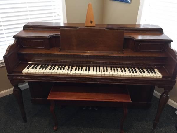 Free Piano to good home!