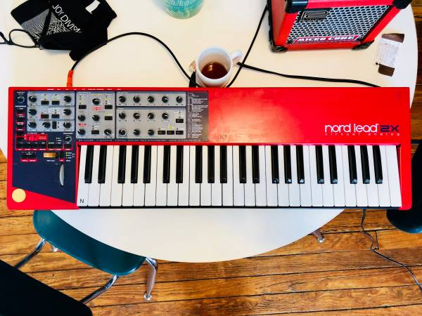 Nord Lead 2X Virtual Analog Synth