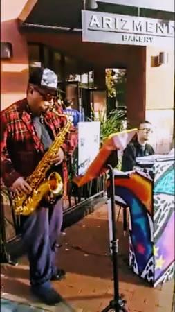 Looking for jazz singer, trumpet