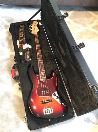 Fender American Standard a Jazz Bass