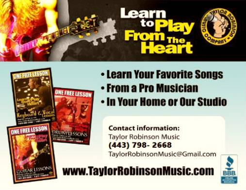 Guitar lessons..and much more!