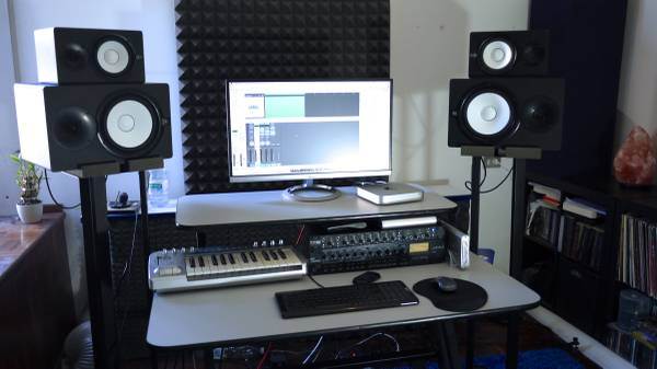Recording Studio $40 hr