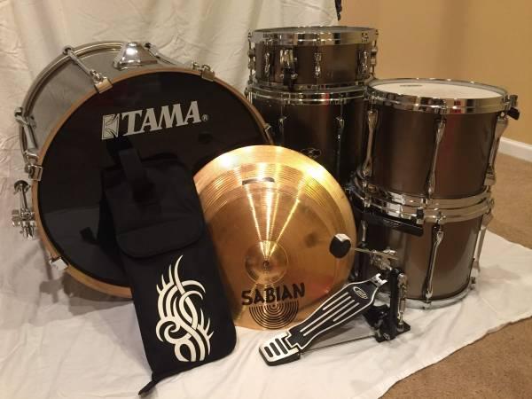 Tama Superstar Drum Set + Extras (Great Value!)