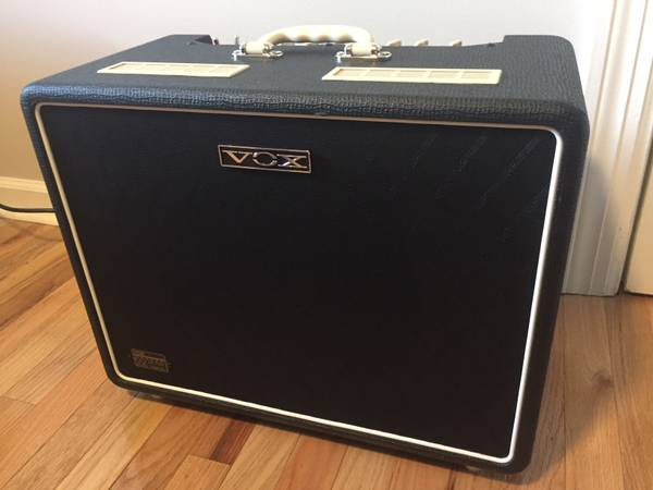 Vox Night Train 15 Watt Tube Amp