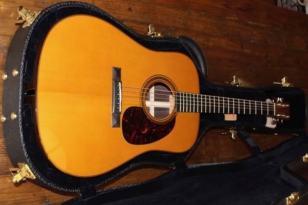 Martin Custom Shop D-14 Acoustic guitar – the one