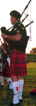 Learn to Play the Bagpipes; Initial lessons free
