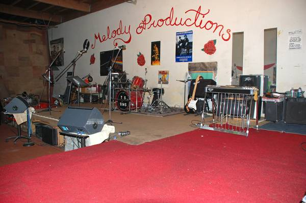 Rehearsal Room, Stage, PA !! Great Hourly Rates !