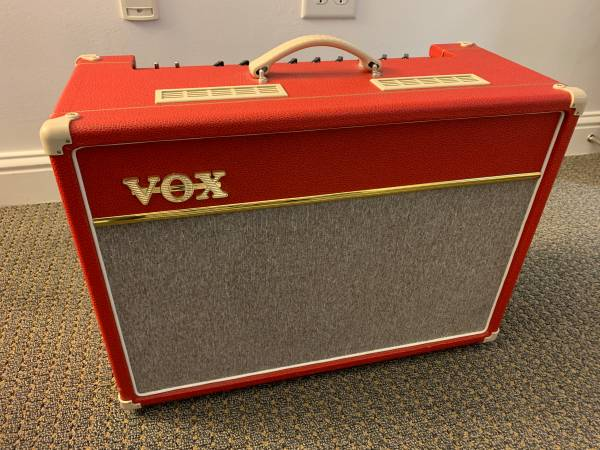 VOX AC-15 AC15 AC15C1 Special Edition – Like Brand New