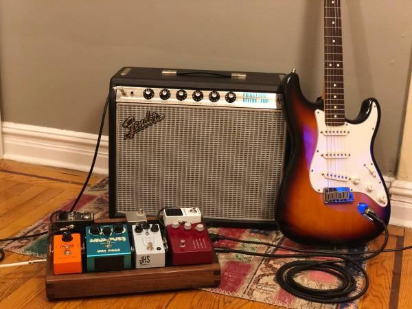 Fender 68′ Princeton Reissue