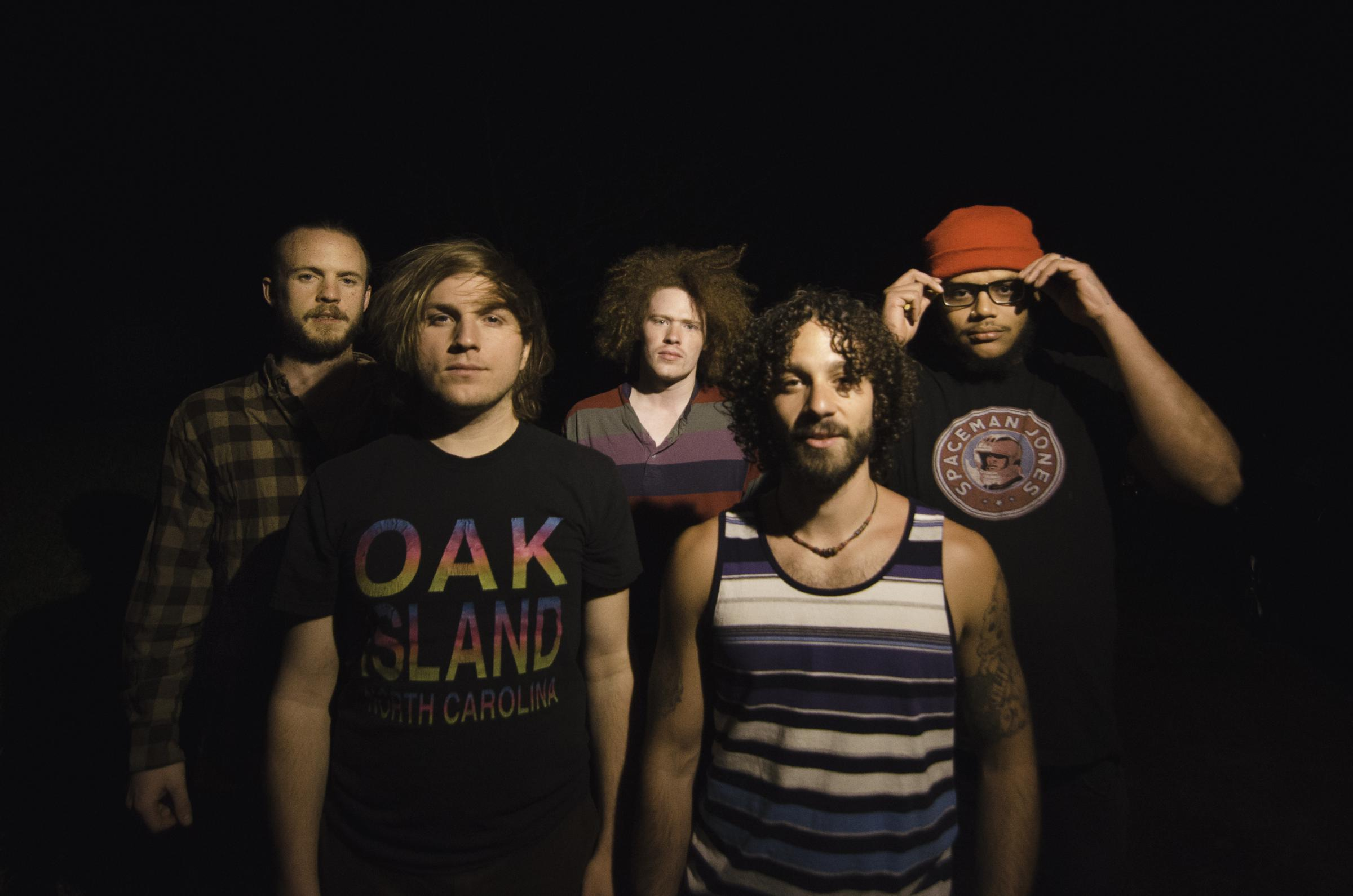 MMS Presents: An Interview With Asheville's Funk Fusion Rockers, Natural Born Leaders