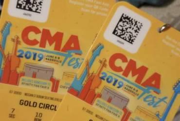 2019 CMA Festival Tickets