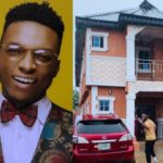 Wow: Dj Kaywise Fresh New house – Latest landlord in Lagos (See Photo)