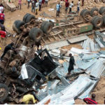 OMG: Fatal Truck Accident Leaves Six People Dead In Gombe State