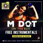 [Free Beat] M Dot On DBeat – Wako generation Free Instrumental