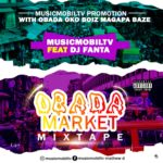 [Mixtape] Musicmobiltv – Obada Market  Vol 1 Mixtape  Mixed By (DJ Fanta)