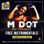 FREEBEAT: M Dot On DBeat – Eletric