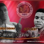 FAST DOWNLOAD: Dakince Oosha Ft Hay Best – Never Give Up