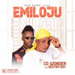 NEW BANG: Cd wonder Ft Destiny boy – Emiloju