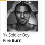 FULL AUDIO: Yk Soldier Boy – Fire Burn (Prod By Mr Tob's)