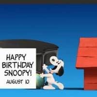 Happy Birthday Snoopy! MMT celebrates by joining the #DrawSnoopy campaign