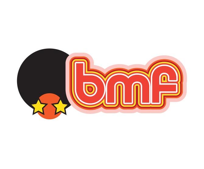 Big Mama Funk BMF Logo