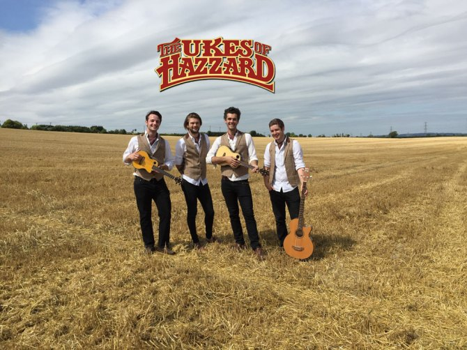The Ukes of Hazzard!