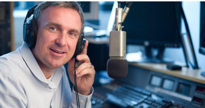 major radio station host