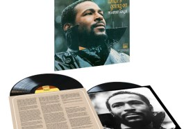 Marvin Gaye 'What's Going On: 2LP Edition 50th Anniversary' by Motown