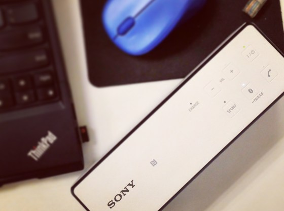 Sony SRS-X33 wireless speaker