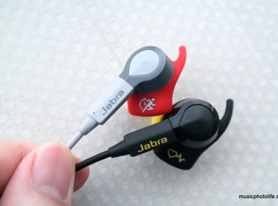 Jabra Sport Coach and Sport Pulse