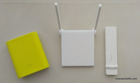 Mi WiFi Router Youth Edition and Extender