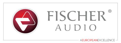 Fischer Audio logo