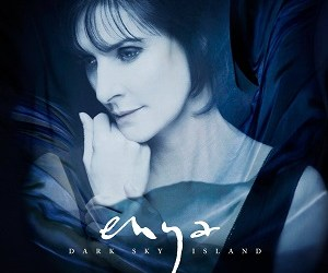 Enya Dark Sky Island CD Cover