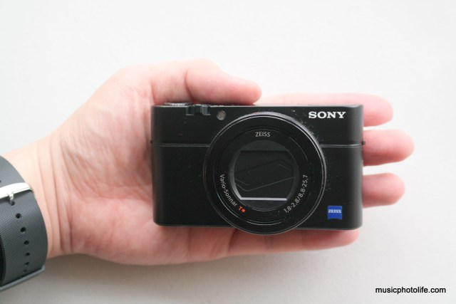 Sony RX100 IV review by musicphotolife.com