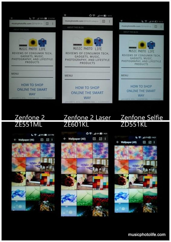 Zenfone Selfie Zenfone 2 Laser ZE601KL Zenfone 2 ZE551ML by musicphotolife.com