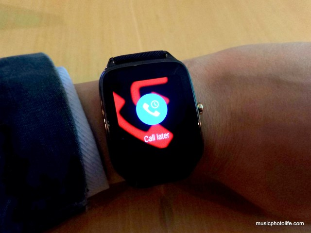 ASUS ZenWatch 2 review by musicphotolife.com