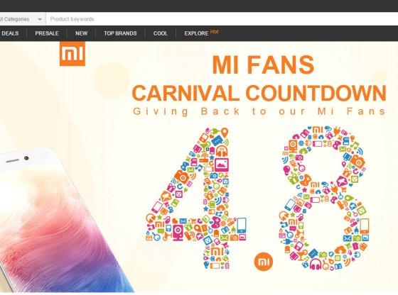 Mi Fan Festival 2016 GearBest by musicphotolife.com