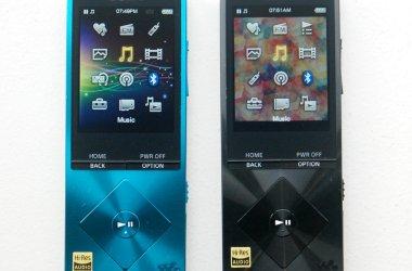 Sony NW-A26HN NWZ-A15 Walkman