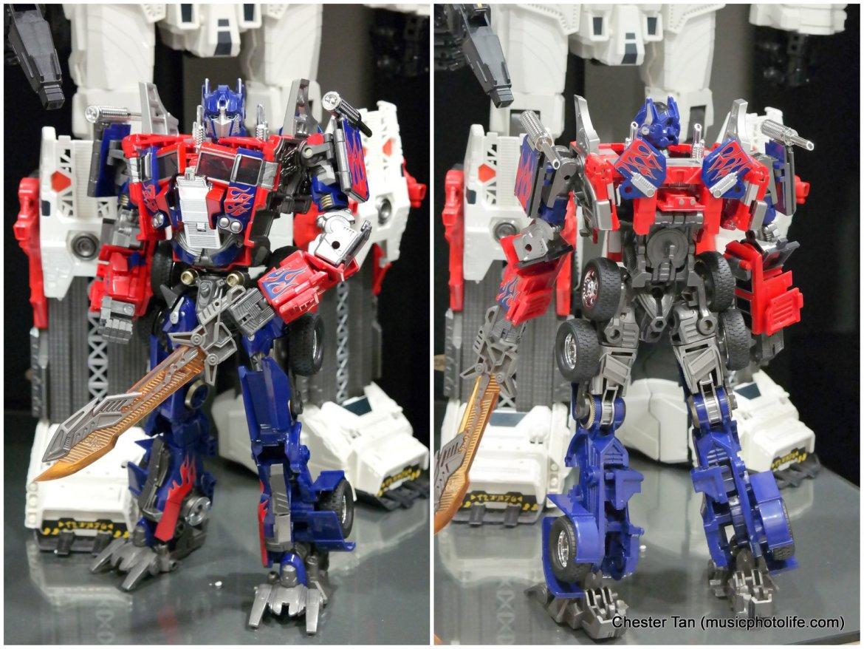 Wei Jiang M01 Commander AOE Evasion Optimus Prime by musicphotolife.com