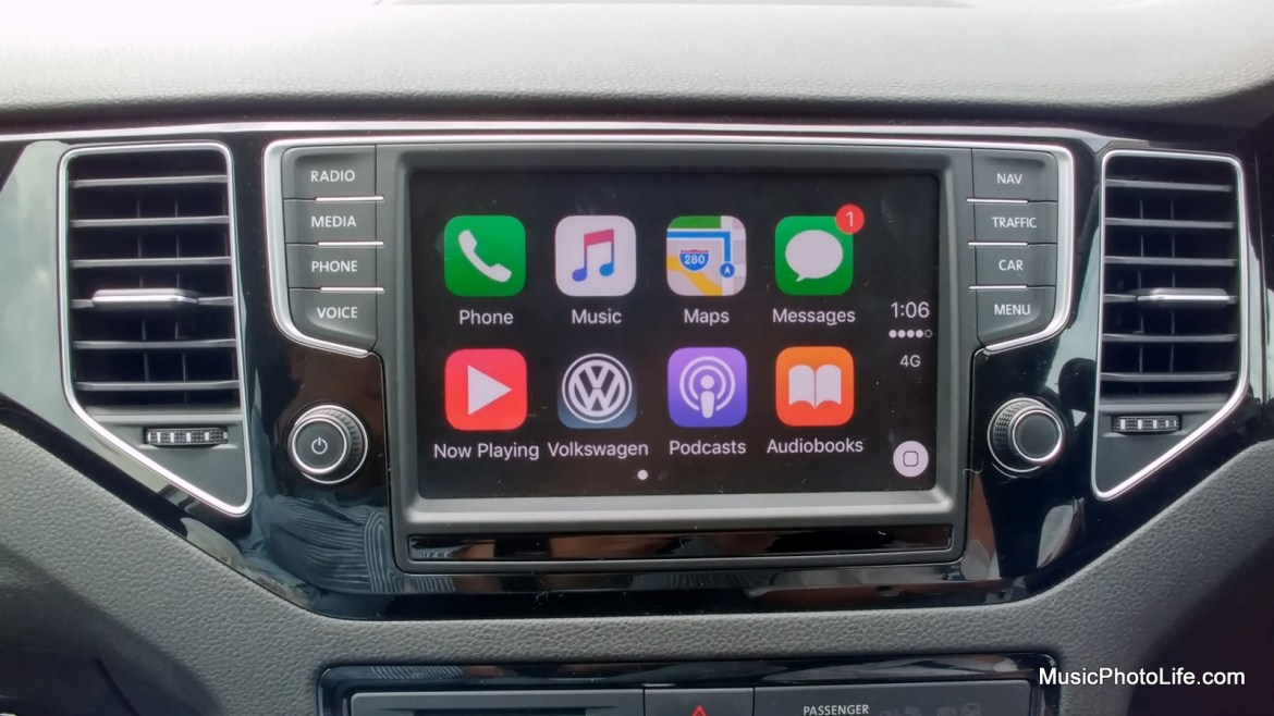 App-Connect Apple CarPlay