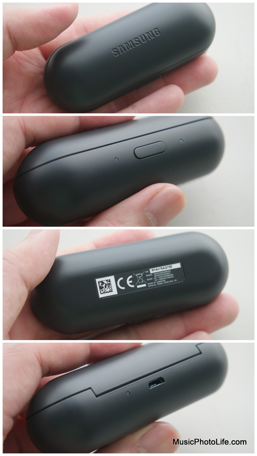 Samsung Gear IconX charging case