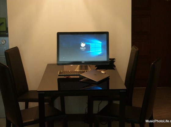 ASUS Zen AiO Pro Z240IC front view