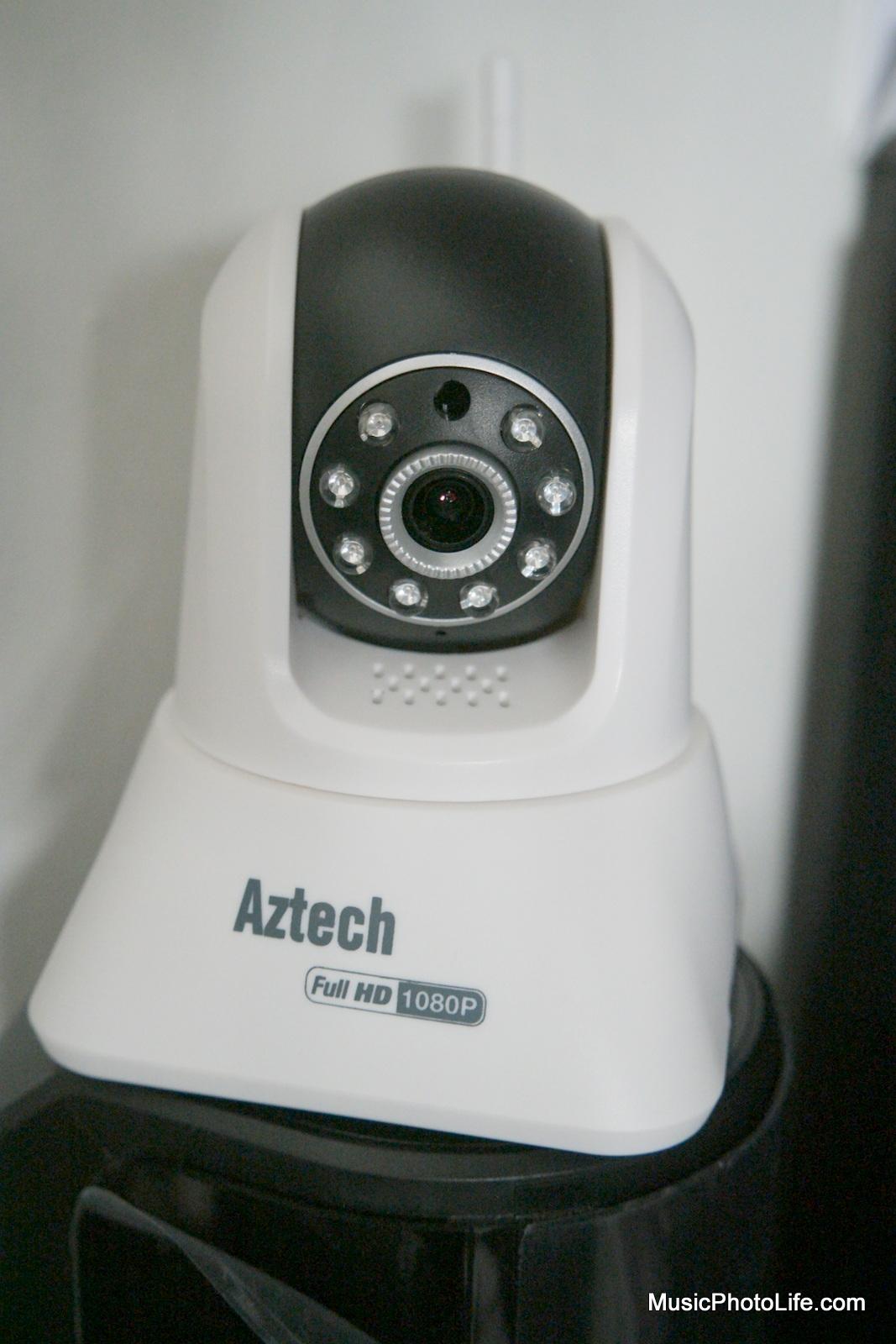Aztech WIPC411FHD front