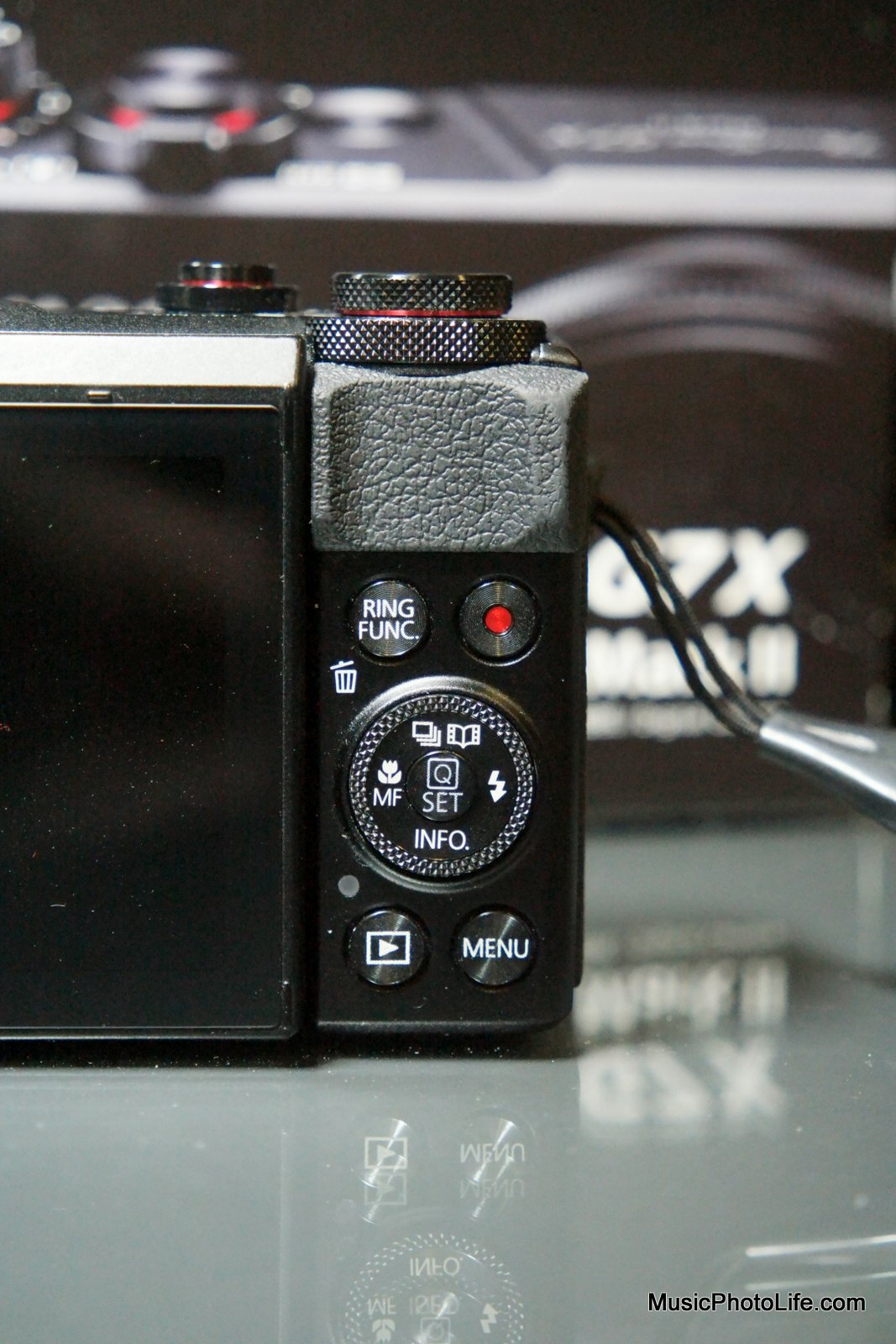Canon G7X Mark II review by musicphotolife.com