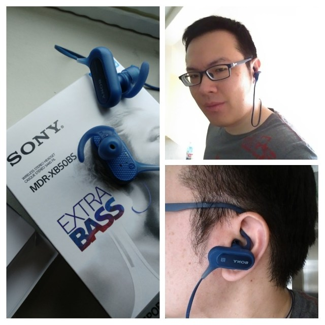 Sony Bluetooth Earbuds Extra Bass Bluetooth Transmitter Tv Phone Sena 20s Bluetooth Headset Bluetooth Aux Adapter Kmart: Sony MDR-XB50BS Review: EXTRA BASS Sports Bluetooth In-ear