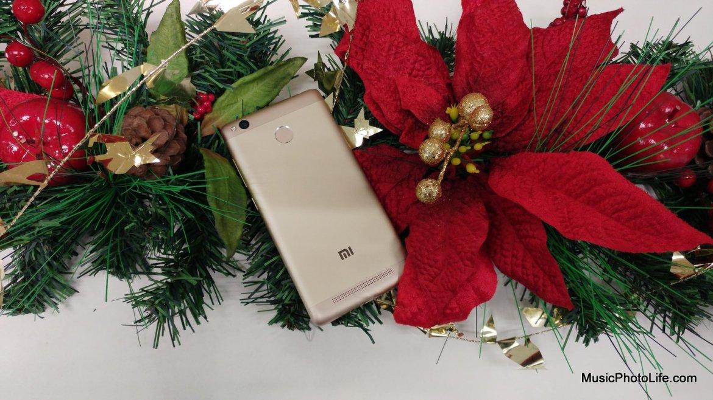 Xiaomi Redmi 3s review by musicphotolife.com