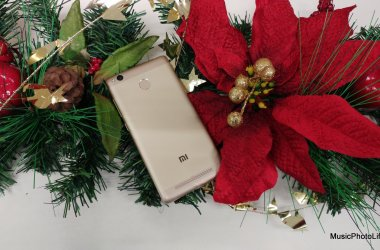 Xiaomi Redmi 3s review by musicphotolife.com