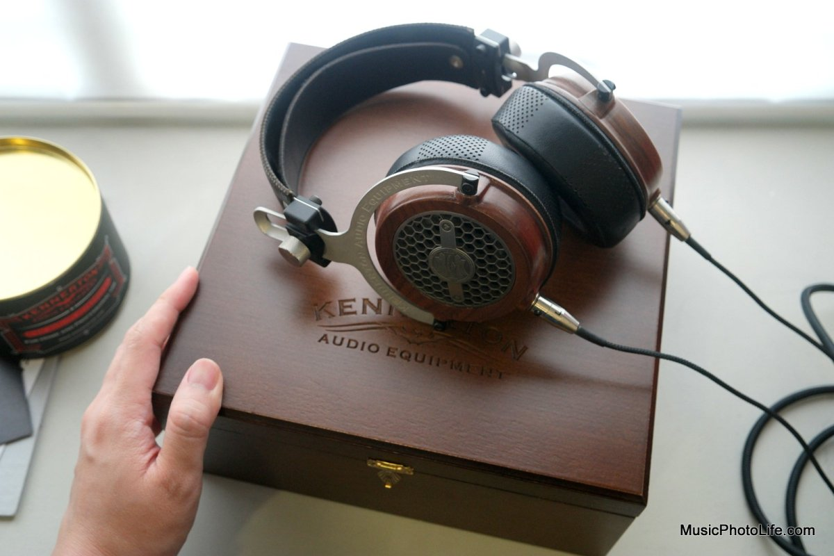 Kennerton Vali Review: Headphones with Industrial Charm